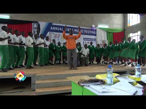 Shine Kibera TV - New Horizons High School, Kibera Music Festivals 2019
