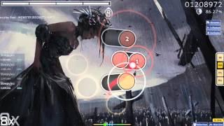 Osu! - MONSTER [Regraz's Hard] - Reol