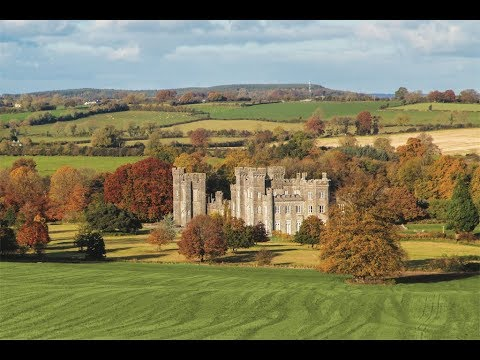 Eighteenth Century Gothic Revival Castle in Westmeath, Ireland - Sotheby's International Realty