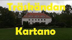 Träskändan Kartano ja puisto