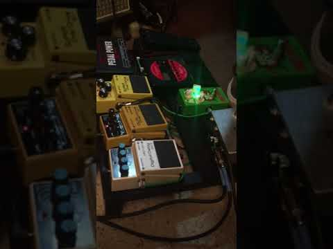 Demo - Blankenship Amp Testing By Darren Stroud Of PowerTribe