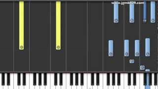 U-KISS - Stop Girl (Piano)
