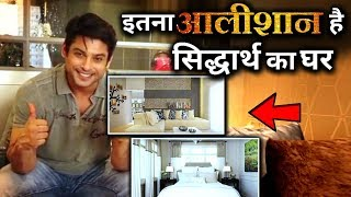 Sidharth Shukla's House is Beautiful & Modern! See Inside Pics
