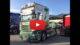 Scania R580 Topline Showtruck Günter Kolbitsch - Lkw-Thorsten.eu