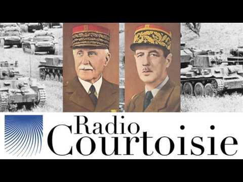 Souveraineté et diplomatie de la France de 1940 à 1945 (Radio Courtoisie)