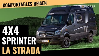 La Strada Regent S 4x4 ■ Test ■ EXPLORER Magazin
