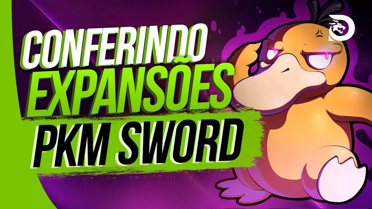 Conferindo as Expansões de Pokémon Sword/Shield!