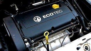 Воксхолл / Опель Зафіра Б 1,8 л бензин при запуску і холостому ходу *БГ*