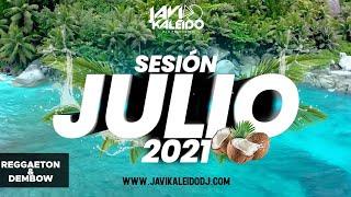Sesión JULIO VERANO 2021 MIX JAVI KALEIDO (Todo de Ti, Fiel Remix, Yonaguni, Loco, Que más pues)