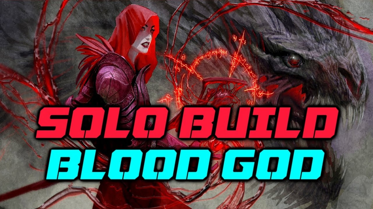 Divinity  Necromancer Build