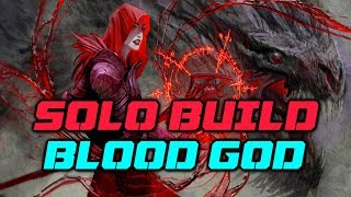 Solo Honour Build: Blood God (Necromancer) - Divinity Original Sin 2 Guide