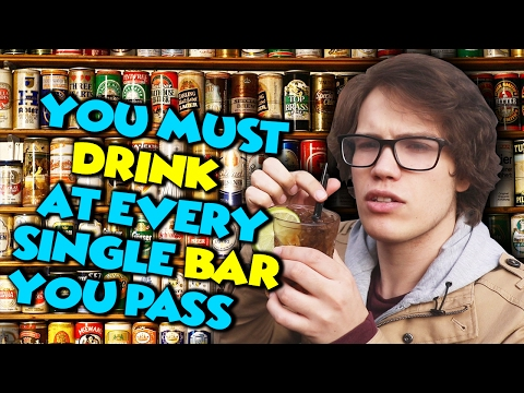 Thumbnail: DRINK UNTIL YOU BLACK OUT CHALLENGE