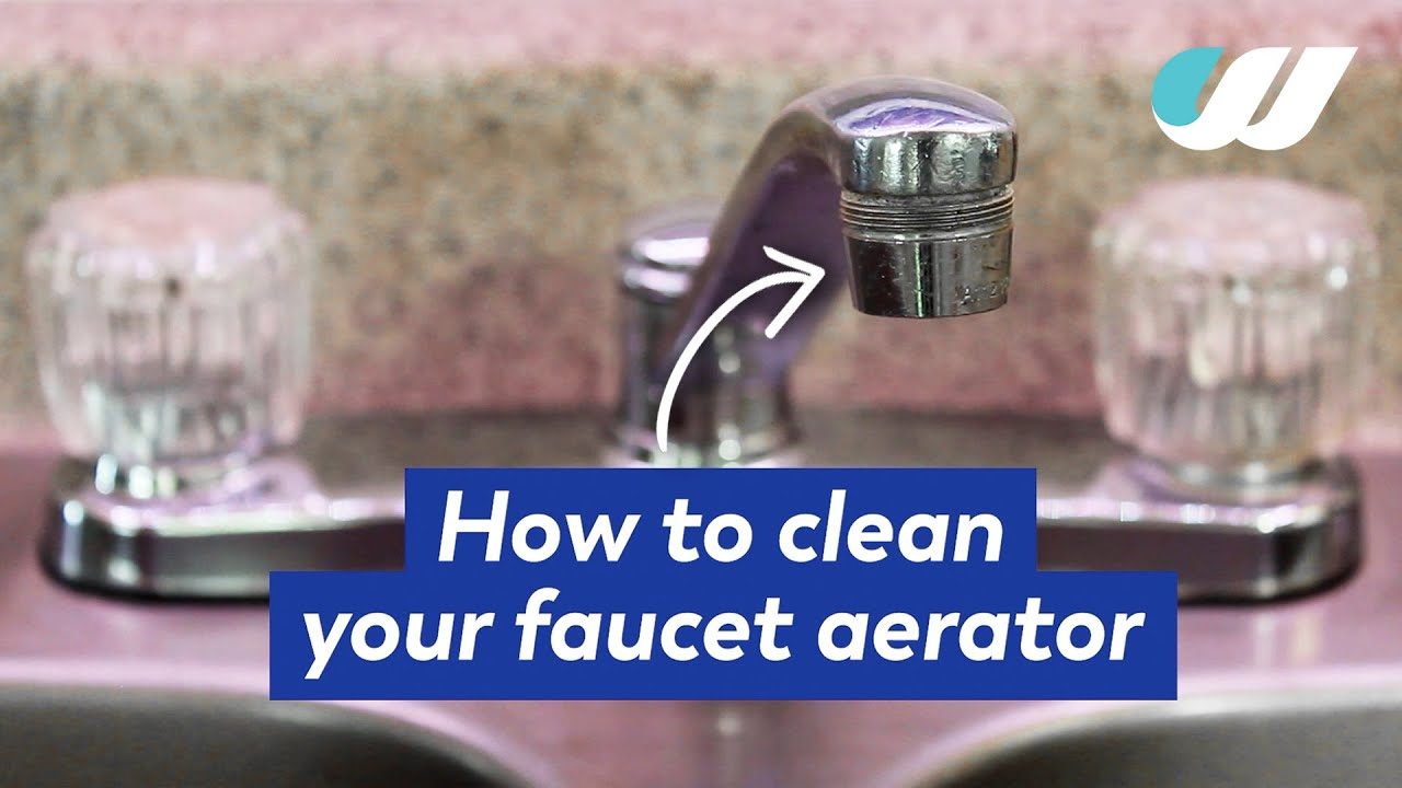 Diy Plumbing How To Clean Your Faucet Aerator Williams Plumbing
