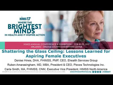 Shattering the Glass Ceiling: Lessons Learned for Aspiring Female Executives