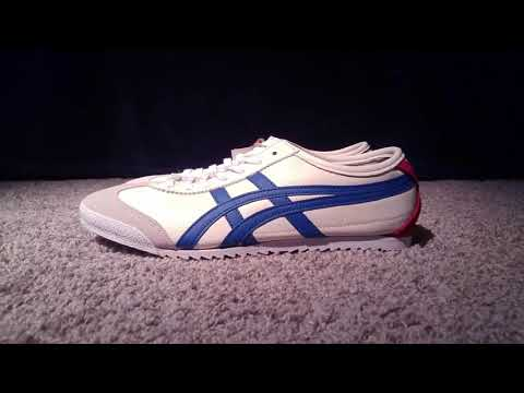 """Nippon Made"" Onitsuka Tiger Mexico 66 Deluxe ($33 and Not Authentic!)"
