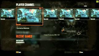 black ops 2 zombie nukotown solo 65     round