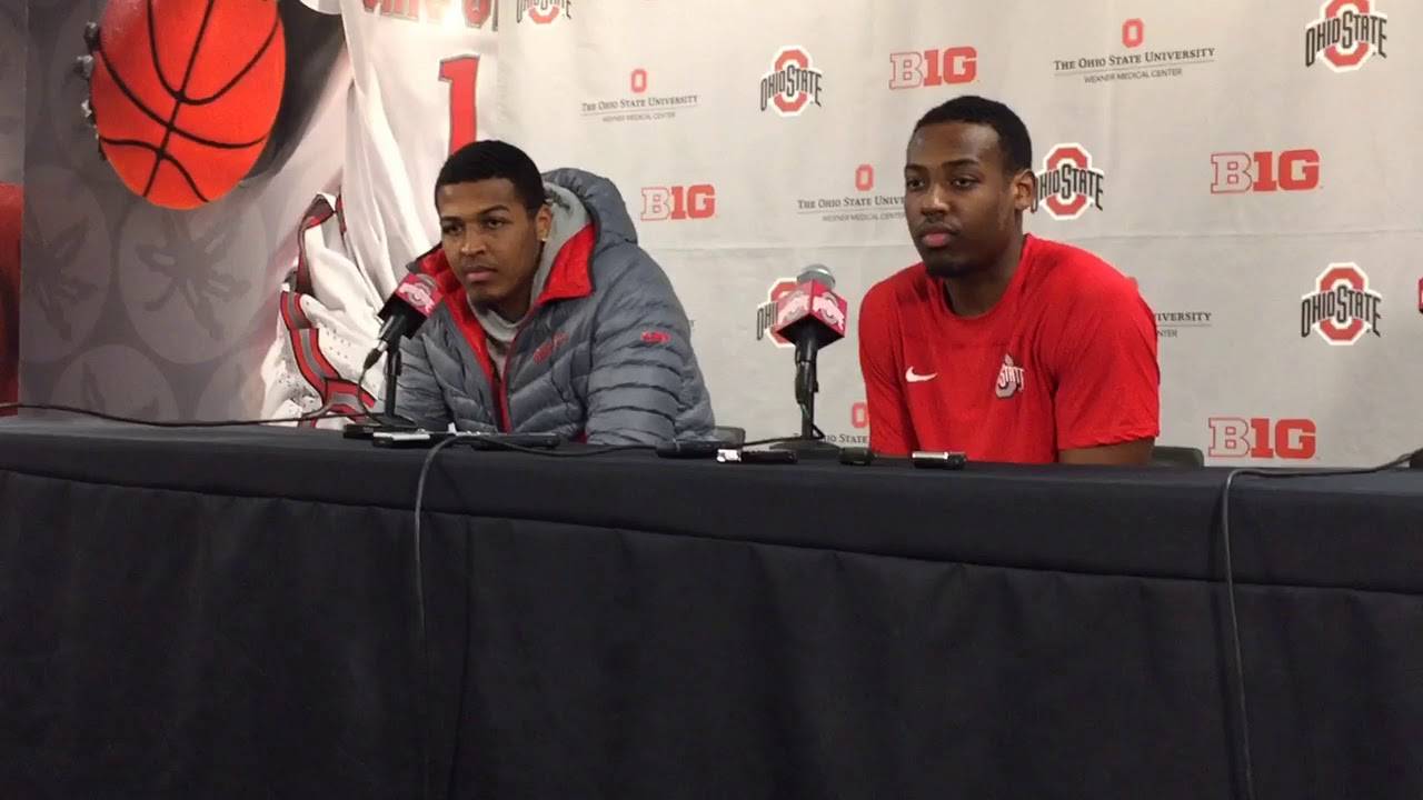 ohio-state-basketball-wesson-brothers-on-teaming-up-as-buckeyes
