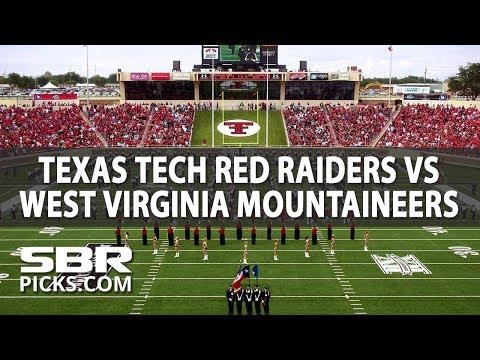 Texas Tech Red Raiders vs West Virginia Mountaineers Preview College Football Week 7