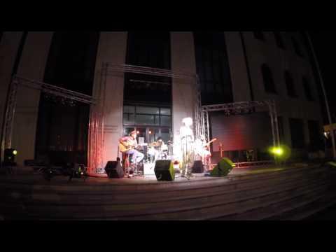 Nobraino live Riccione 2017 ACUSTICO - Romagna mia (n.b.RN fan club Nobraino)