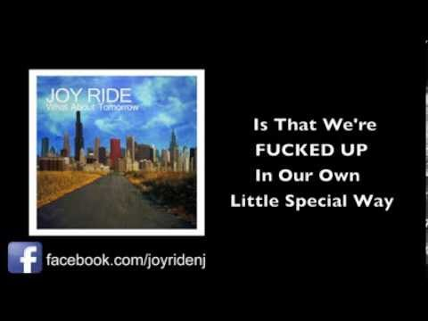 Joy Ride - Little Did He Know (ON SCREEN LYRICS)