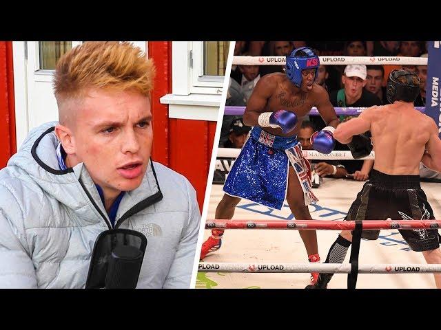 Joe Weller on KSI vs Logan Paul 2 & Who Will Win