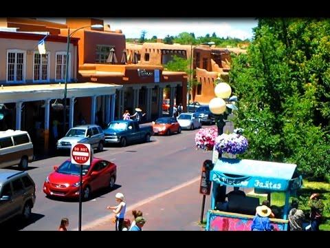 The Plaza - Santa Fe New Mexico