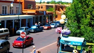 The Plaza - Santa Fe New Mexico