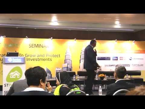 Malaysia Property Market Outlook for 2015 by Siva Shanker