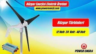 Bunlari B L Yor Musunuz Ruzgar Turbini Ruzgar Enerjisi Elektrik Uretimi