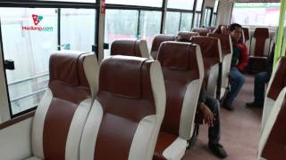 Luxurious Metro Bus launched Kathmandu Valley    | Daily Exclusive News ( Media Np TV)