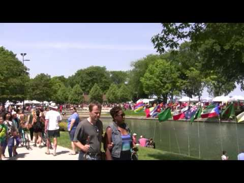 Evanston Workd Music and Art Fari 2 July 15, 2017
