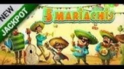 Slot Machine - 5 Mariachis