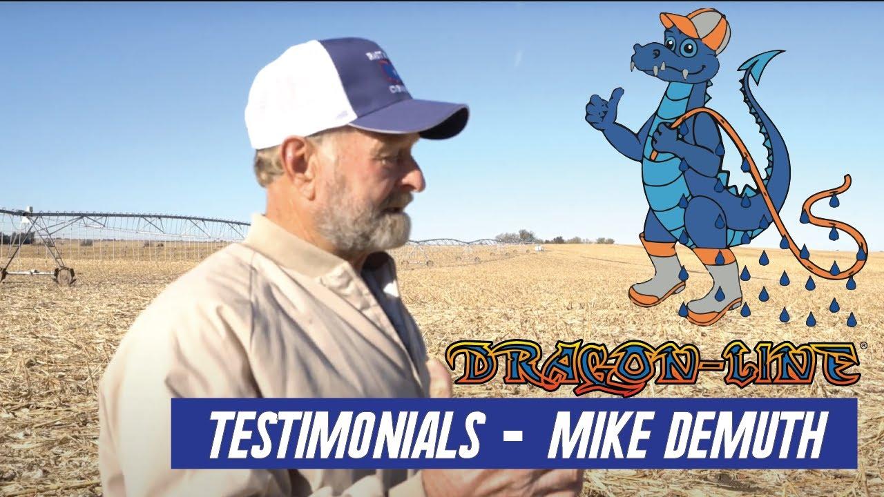 Dragon-Line® Testimony's- Mike Demuth