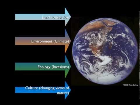 Dr. Eric Higgs: Reclamation, Restoration & the Emergence of Novel Ecosystems - Part 2