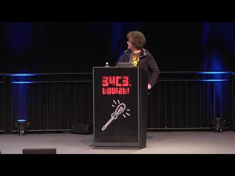 34C3 -  Closing the loop: Reconnecting social-technologial dynamics to Earth System science