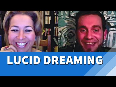 Charlie Morley about Lucid Dreaming