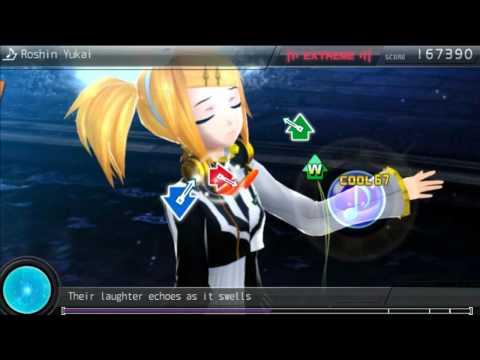 hatsune-miku:-project-diva-f2nd-vita---extreme-#1-meltdown-/-roshin-yukai