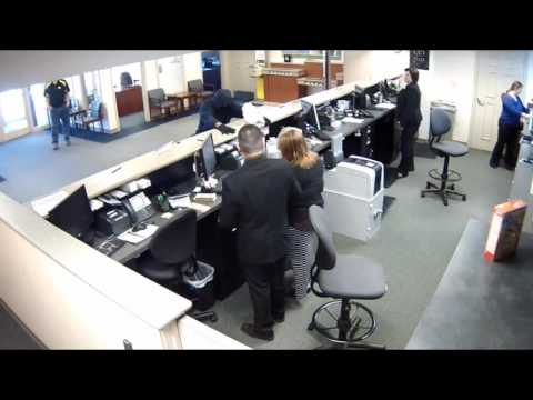 Fifth Third Bank robbery