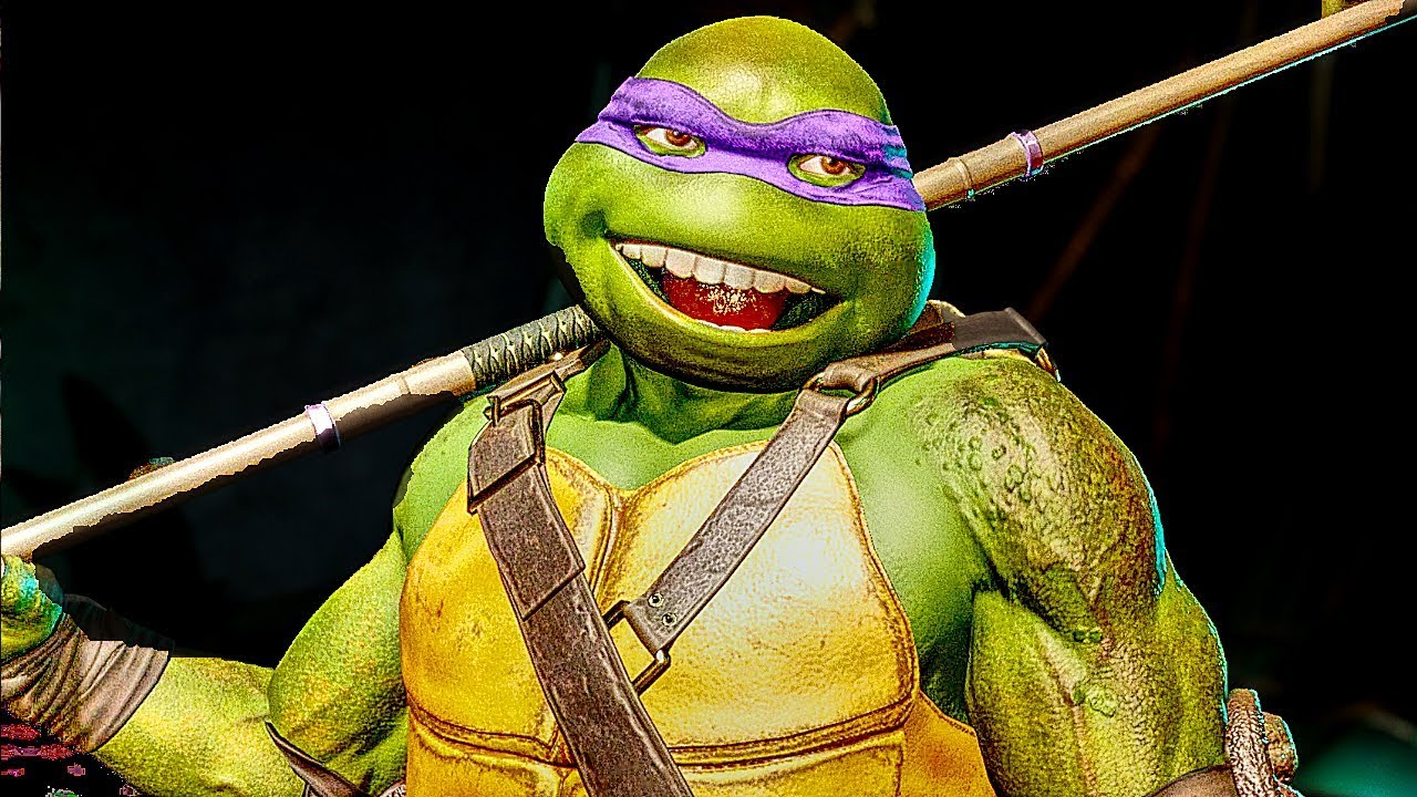 donatello turtle