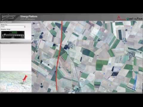 SInergy Platform - SI Industriel Energie par Wonderware, Infor, Esri France et Euriware