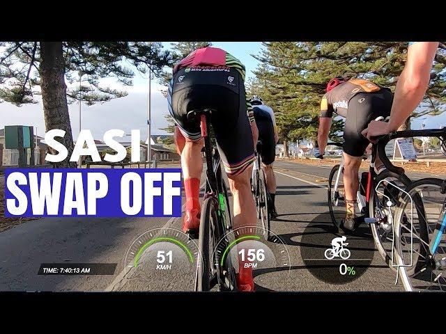 Adelaide's Fastest & Hardest Bunch Ride (Tour Down Under Style)