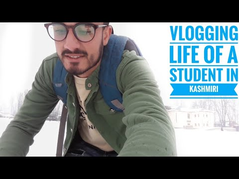 Covered The Unseen Beauty Of Our College|kashmir|arslan Khan