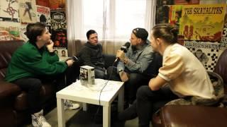 Bilderbuch vs. Beatsteaks Interview