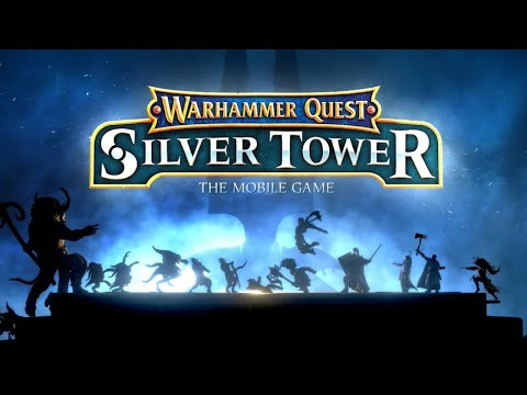 Warhammer Quest: Silver Tower Gameplay Android | New Game |