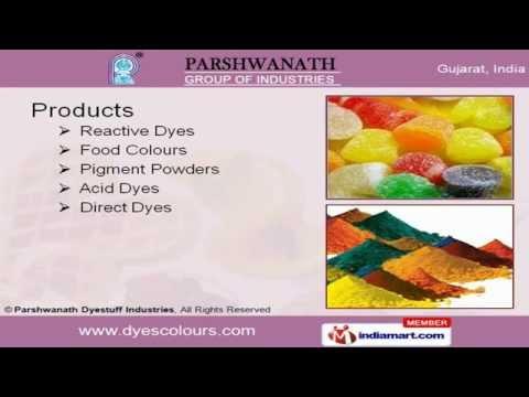 Company Video - Parshwanath Dye Stuff Industries, Ahmedabad, Gujarat
