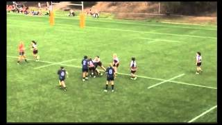 Women's Rugby 7s Championship Match 29   9th March 2014