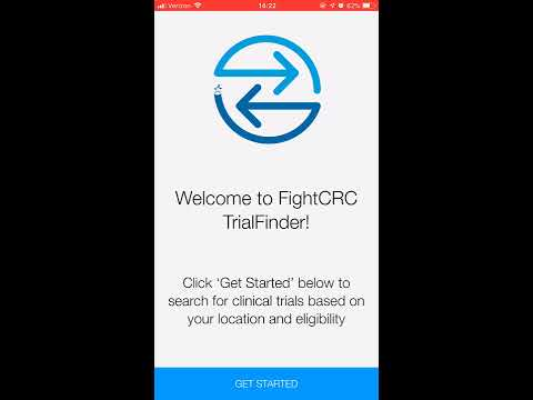 Fight Crc Launches Clinical Trial Finder App Fight Colorectal Cancer