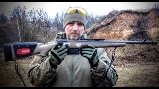 Скаут-винтовка (scout rifle) по Джефу Куперу .308 WIN Savage 11