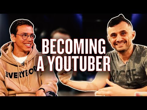 LOGIC'S THOUGHTS ON BECOMING A YOUTUBER & VLOGGING | #ASKGARYVEE WITH LOGIC