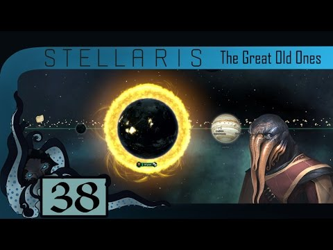 Solar Power! - Let's Play Stellaris: The Great Old Ones #38 - Stellaris Gameplay